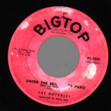 Notables - Moonlight And Roses / Under The Bridges Of Paris - 45