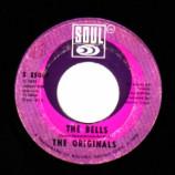 Originals - The Bells / I'll Wait For You - 45