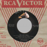 Perry Como & Jayne P.morgan - Chee Chee Oh Chee / Two Lost Souls - 45