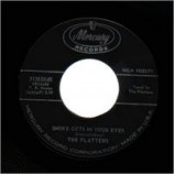 Platters - No Matter What You Are / Smoke Gets In Your Eyes - 45