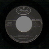 Platters - Out Of My Mind / Twilight Time - 45