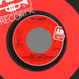 Quincy Jones - Just Once / The Dude - 45