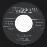 Rajah Leo B/w Rusty Canyon & The Banana Boys - The Storyman / Banana What A Crazy Fruit - 45