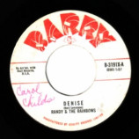 Randy & The Rainbows - Denise / Come Back - 45