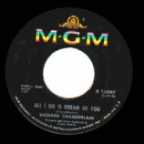 Richard Chamberlain - Love Me Tender / All I Do Is Dream Of You - 45