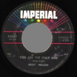 Ricky Nelson - Milk Cow Blues / You Are The Only One - 45