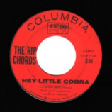 Rip Chords - Hey Little Cobra / The Queen - 45