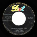 Robin Luke - Susie Darlin' / Living's Loving You - 45