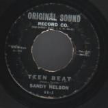 Sandy Nelson - Teen Beat / Big Jump - 45