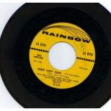 Satisfiers / Milt 'knuckles' Gree - Rickety Tickety Melody / Same (instr,) - 45