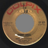 Shelley Fabares - Johnny Angel / Where's It Gonna Get Me - 45