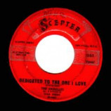 Shirelles - Dedicated To The One I Love / Look Here A Baby - 45