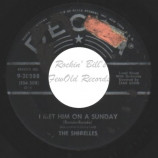 Shirelles - I Met Him On A Sunday / I Want You To Be My Boyfriend - 7