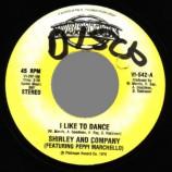 Shirley & Company - Jim Doc C'ain / I Like To Dance - 45