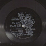 Sounds Of The Space Age - Sounds Of The Space Age Parts 1 & 2 - 45