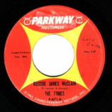 Tymes - Roscoe James Mclain / So Much In Love - 45