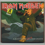 Iron Maiden - A Matter Of Live And Death