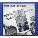 BABY BOY WARREN -  Detroit Blues ! 1949 To 1954