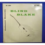 Blind Blake - The Legendary Blind Blake