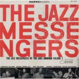 Art Blakey And The Jazz Messengers - The Jazz Messengers At The Cafe Bohemia Volume 1 [Audio Cassette] - Audio Casset