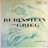 Artur Rubinstein - Rubinstein Plays Grieg - LP