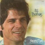 B.J. Thomas - Happy Man [Vinyl] - LP