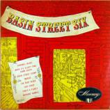 Basin Street Six - Basin Street Six - 10 Inch 33 1/3 RPM