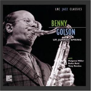 Benny Golson - Up Jumped Spring [Audio CD] - Audio CD - CD - Album