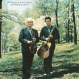 Bill Monroe & James Monroe - Father & Son - LP