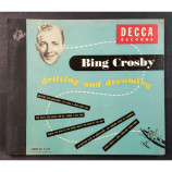Bing Crosby - Drifting And Dreaming [Record] - 10 Inch 78 RPM