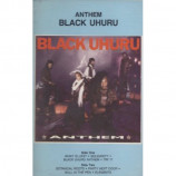 Black Uhuru - Anthem - Audio Cassette