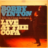 Bobby Vinton With The Village Stompers - Live At The Copa [Vinyl] - LP