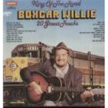 Boxcar Willie - King Of The Road [Vinyl] - LP