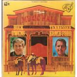Buck Owens / Tennessee Ernie Ford - Music Hall (Country Gold Award Album) Buck Owens & Tennessee Ernie Ford [Vinyl]