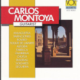 Carlos Montoya - Carlos Montoya: Guitarist [Audio CD] - Audio CD