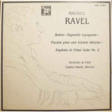 Charles Munch / Orchestre De Paris - Munch Conducts Ravel [Vinyl] - LP