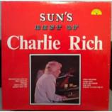 Charlie Rich - Sun's Best Of Charlie Rich [Vinyl] - LP