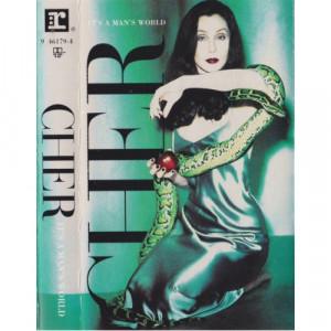 Cher - It's A Man's World [Audio Cassette] - Audio Cassette - Tape - Cassete