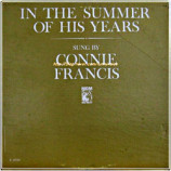 Connie Francis - In The Summer of His Years [Vinyl] - LP