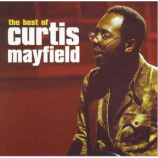 Curtis Mayfield - The Best Of Curtis Mayfield [Audio CD] - LP