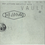 Def Leppard - Vault: Def Leppard Greatest Hits 1980-1995 [Audio CD] - Audio CD
