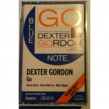 Dexter Gordon - Go - Audio Cassette
