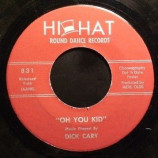 Dick Cary - Oh You Kid / Spaghetti Rag - 7 Inch 45 RPM