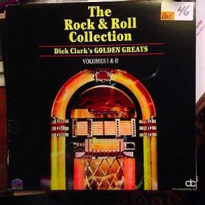 Dick Clark - The Rock & Roll Collection [LaserDisc] - LaserDisc - DVD - Laser Disc