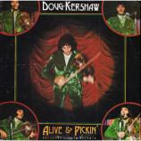 Doug Kershaw - Alive & Pickin' [Vinyl] - LP