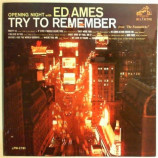 Ed Ames - Opening Night with Ed Ames - LP