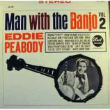 Eddie Peabody - Man With The Banjo Vol. 2 - LP
