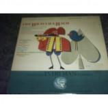 Edmond De Stoutz Conductor Zurich Chamber Orchestra - The Bravura Bach - LP
