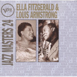 Ella Fitzgerald And Louis Armstrong - Verve Jazz Masters 24 [Audio CD] - Audio CD