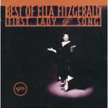 Ella Fitzgerald - Best Of Ella Fitzgerald: First Lady Of Song [Audio CD] - Audio CD